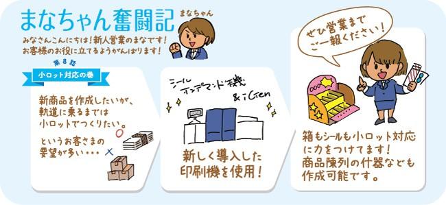 まなちゃん奮闘記第8話