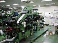 樹脂凸版輪転印刷機